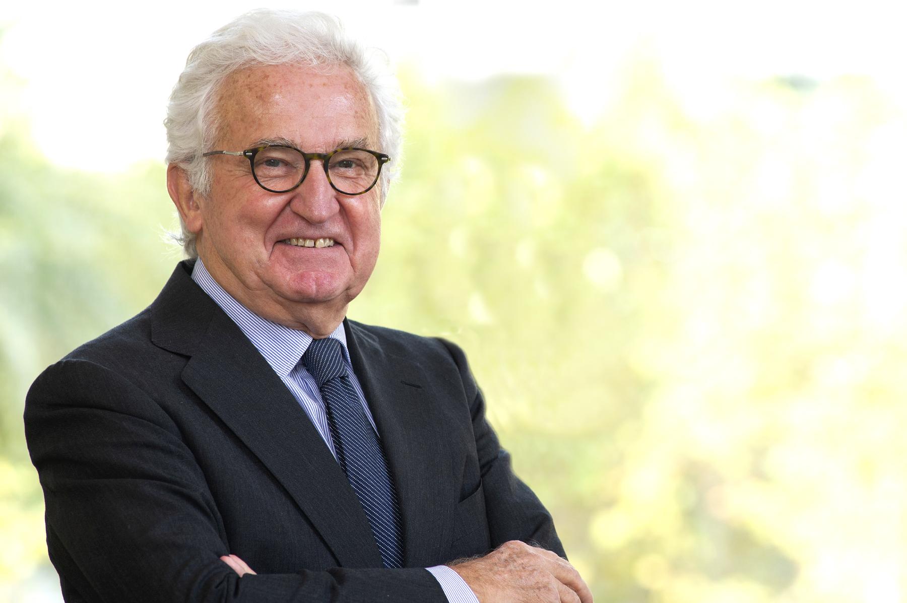 Amadeu Jori, president de l'ASCEF