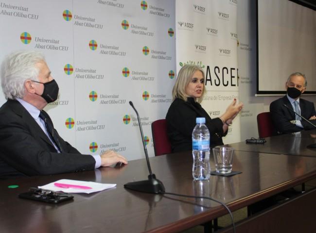 Rosa Tous - ASCEF - successió