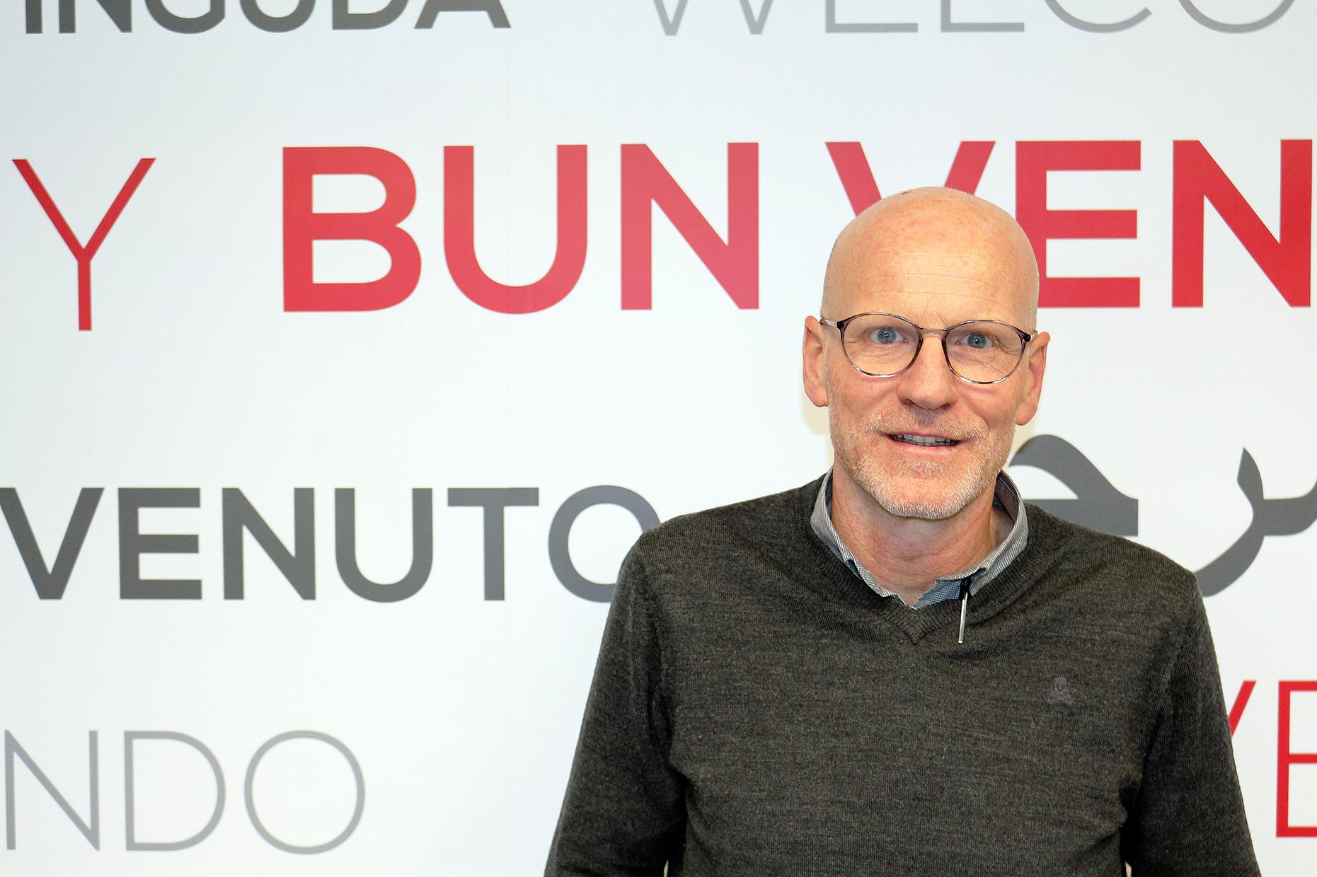 Jaume Alsina, CEO Encofrats Alsina